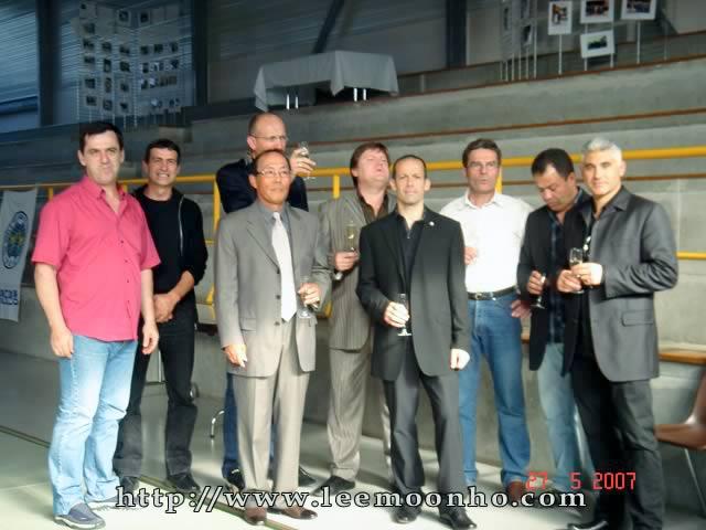 Cocktail du 26 Mai et stage du 26 Mai 2007 – Nantes