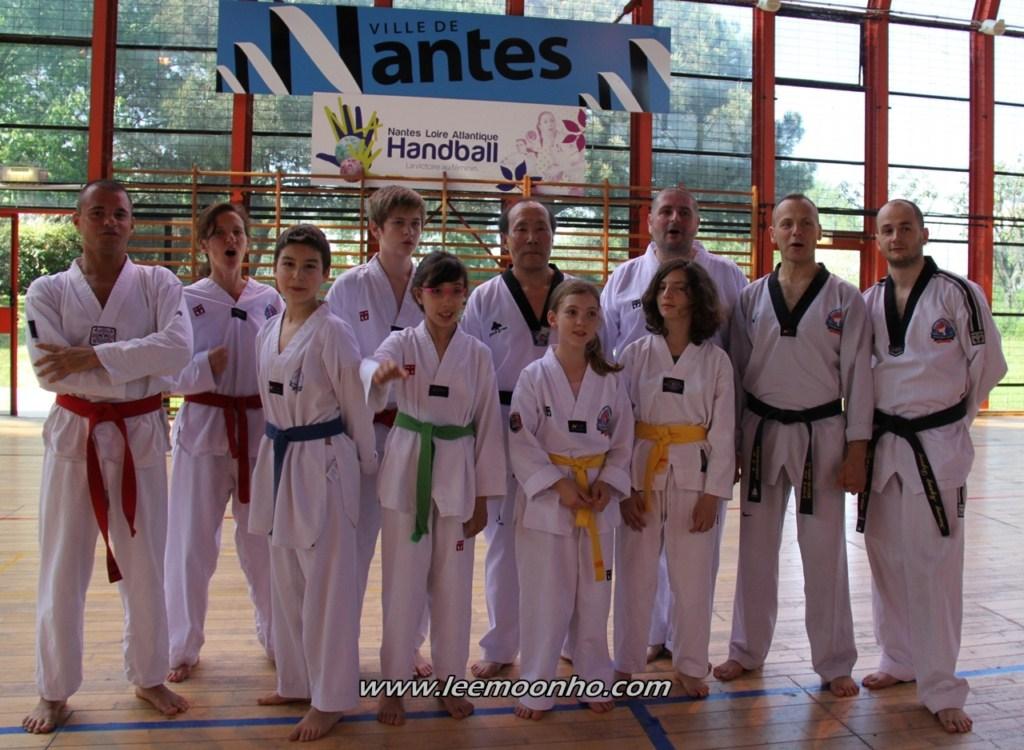 Stage Nantes 26 mai 2012