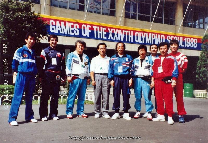 1988 : Jeux Olympiques de Séoul