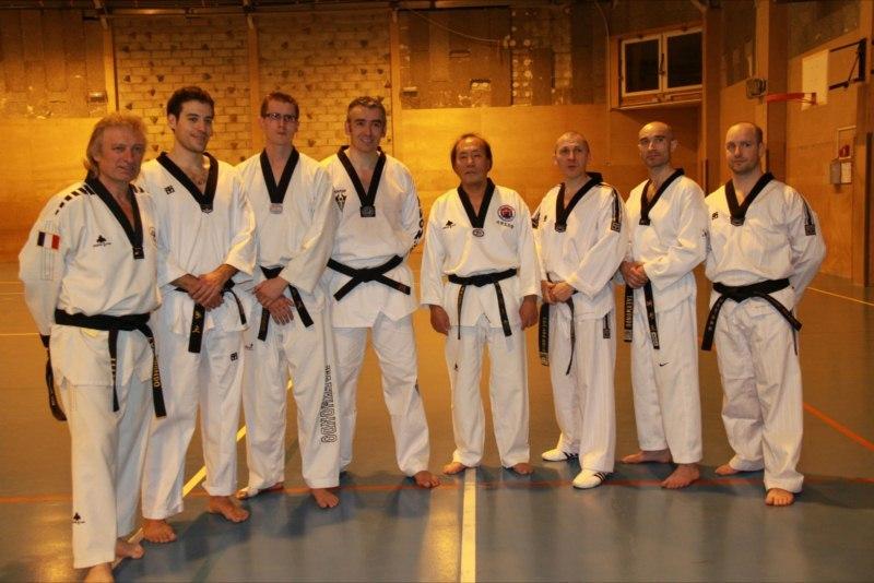 Stage Taekwondo Traditionnel La Source – 16 décembre 2010