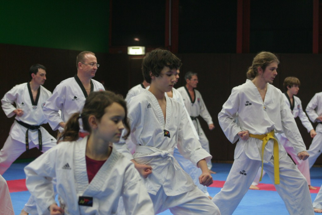 Photos of the training of 13 December 2011 – part 1