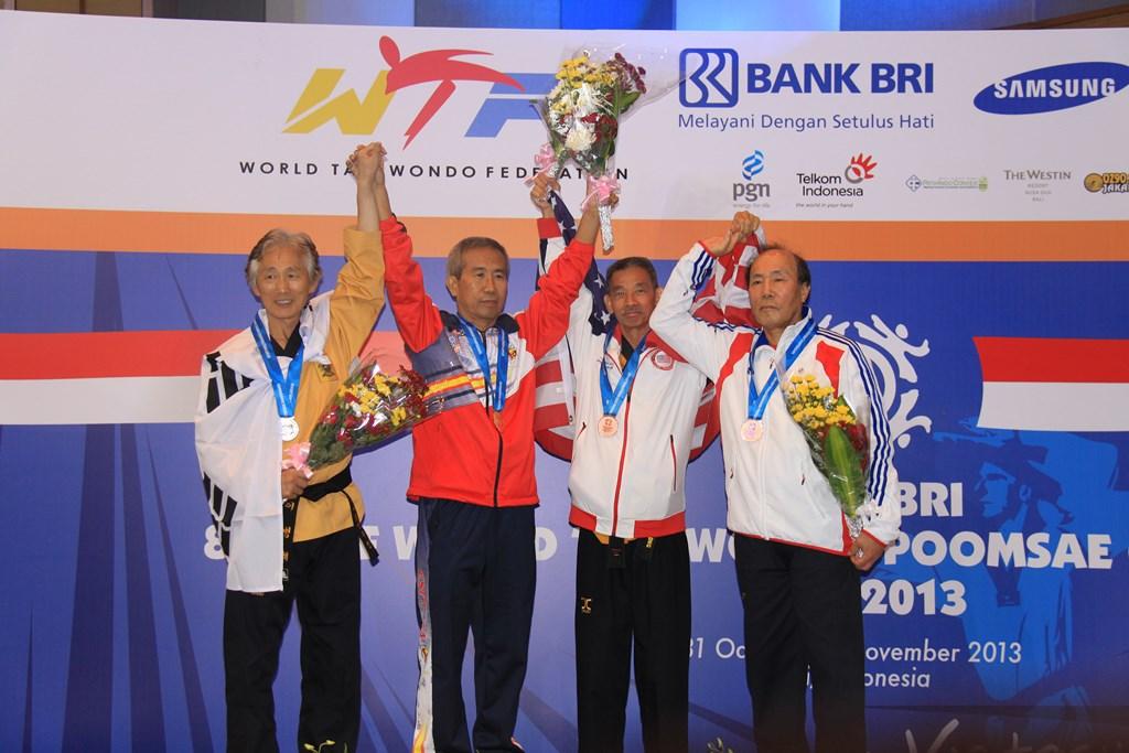 Championnat du monde Bali novembre 2013