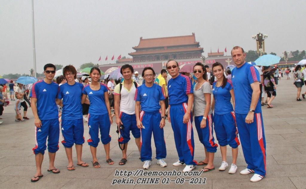 Pékin, Chine 01-08-2011