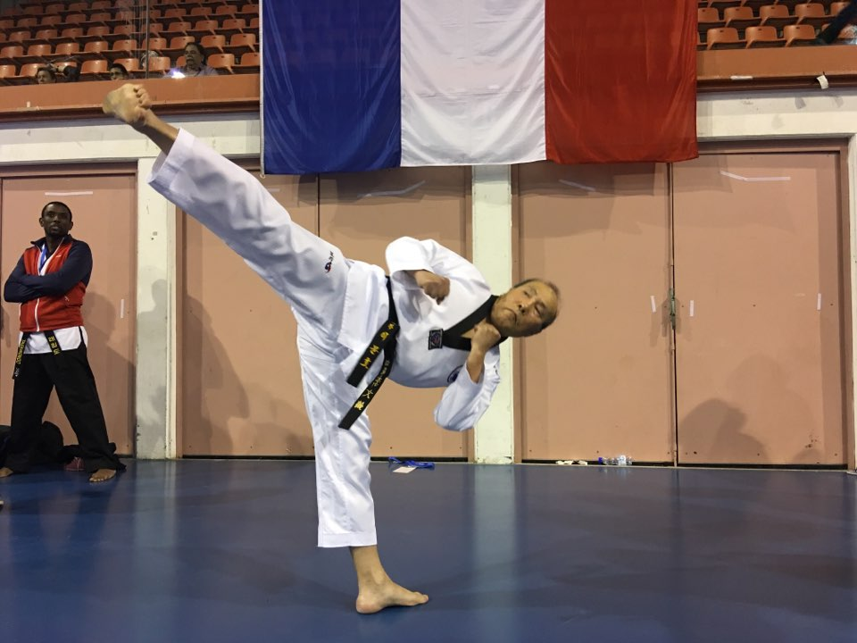 2017 France Champion in Nimes